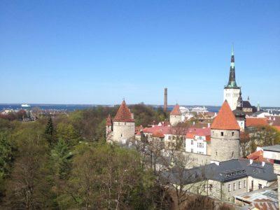 エストニアに来ました